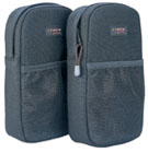 SPX757 M.A.S. Medium Extreme Backpack Padded Pockets - Black ( Set Of 2) *FREE SHIPPING*