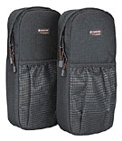 SPX777 M.A.S. Large Extreme Backpack Padded Pockets - Black ( Set Of 2) *FREE SHIPPING*