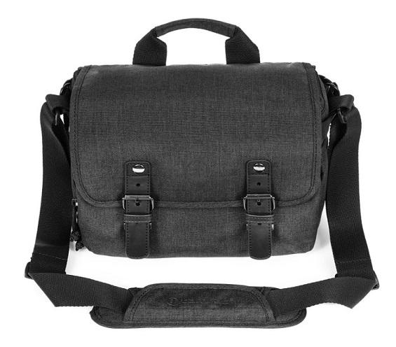 Bushwick 4 Camera Shoulder Bag - Black  *FREE SHIPPING*