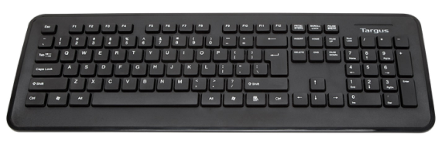 Full-Size Wireless Keyboard Cut the Cord *FREE SHIPPING*