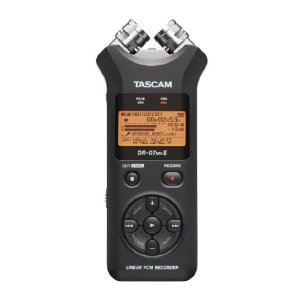 DR-07MKII Portable Digital Recorder *FREE SHIPPING*
