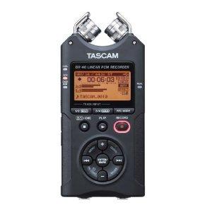 DR-40 4-Track Portable Digital Recorder
