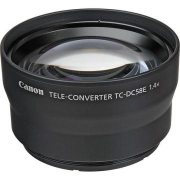 TC-DC58E 1.4x Telephoto Lens For PowerShot G15 *FREE SHIPPING*