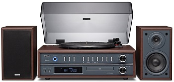 Teac LP-P1000-CH All-In-One Turntable Speaker System with Bluetooth *FREE SHIPPING*