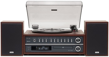 Teac MC-D800-CH All-In-One Turntable Speaker System with Bluetooth *FREE SHIPPING*