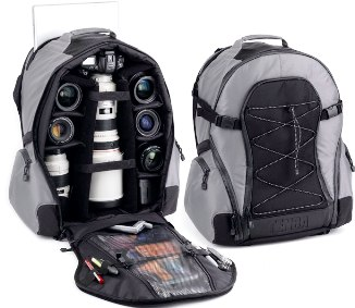 Shootout Backpack Large - Silver/Black *FREE SHIPPING*