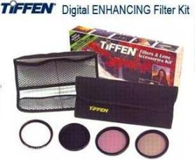 55mm Deluxe Digital Enhancing Filter Kit *FREE SHIPPING*