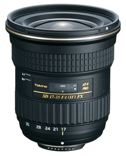 AT-X Pro 17-35mm F/4.0 FX Wide Angle Zoom Lens For Nikon *FREE SHIPPING*