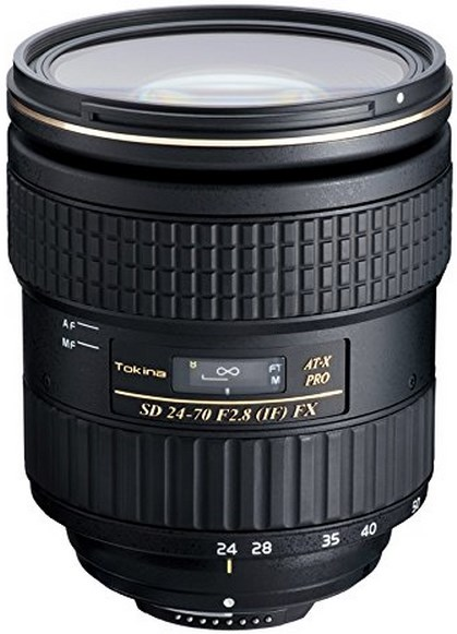 AT-X 24-70mm f/2.8 PRO FX Lens for Nikon *FREE SHIPPING*