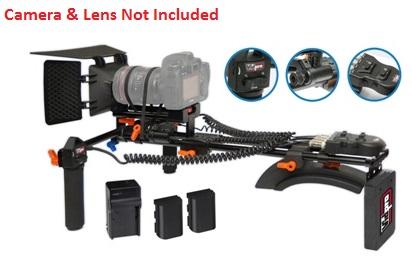 MR-400 Motorized Focus & Zoom Shoulder Rig for Digital SLR Cameras *FREE SHIPPING*