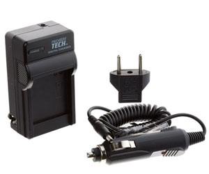 PT88 AC/DC Rapid Battery Charger for Nikon EN-EL23 *FREE SHIPPING*