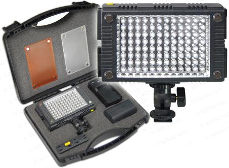 Z-96K Professional Photo & Video LED Light Kit *FREE SHIPPING*