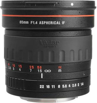 Series-1 85mm F/1.4 Aspherical If Manual Focus Portrait Lens For Sony & Minolta Maxxum *FREE SHIPPING*