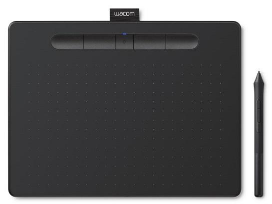 Intuos Creative Pen Tablet Bluetooth - Medium - Black *FREE SHIPPING*