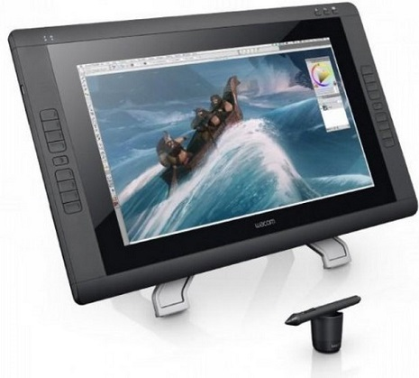CINTIQ 22HD Pen Display - Graphics Monitor with Digital Pen - Black *FREE SHIPPING*