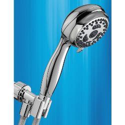 NSL653 6-Mode Hand Held Shower Head, Chrome
