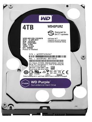 4TB Purple 3.5