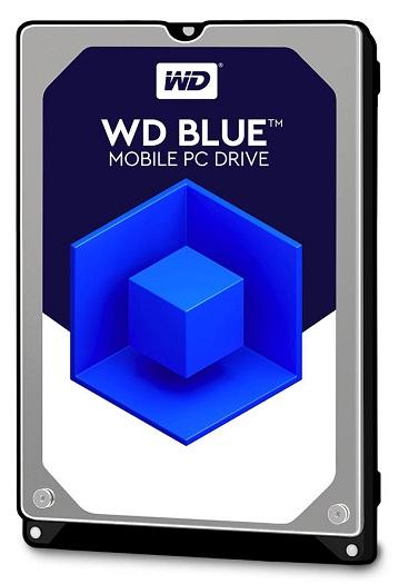 500GB Blue 5400 rpm SATA III 2.5