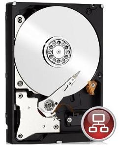 Red 3 TB NAS Hard Drive: 3.5 Inch, SATA III, 64 MB Cache