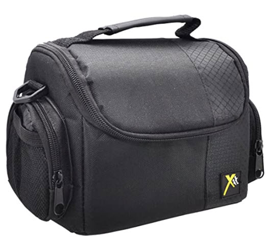 XTCC2 Medium Digital Camera/Video Case - Black *FREE SHIPPING*