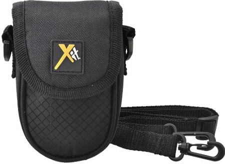 XTPSC1 Deluxe Point and Shoot Camera Case - Black *FREE SHIPPING*