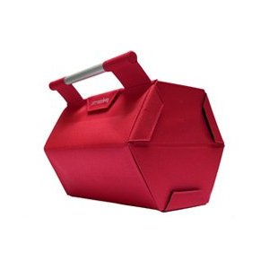 Ultimate Wine 6 Bottle Carrying Case (RED)