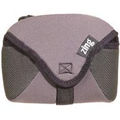 Deluxe, Multi-Strap Camera/Accessory Bag (Gray)