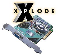 Xplode, 32mb High-Speed Video Graphics Card