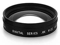 0VS-06WA-HDS 0.6x Wide Angle Adapter for Sony HDR-FX1 - Bayonet *FREE SHIPPING*