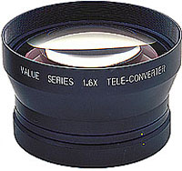 0VS-16TC-DVX 1.6x Telephoto Converter Lens for Panasonic AG-DVX100 - Bayonet *FREE SHIPPING*
