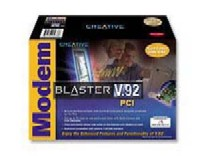 Blaster V.92 Pci Internal 56k/V.92 Fax/Modem (Value-Bulk Packaging)