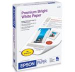 Photo Paper- Premium Bright White Paper, 8.5inch X 11inch, 500 Sheets