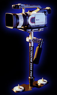 2000 Pro, Camcorder Stabilizing System (Supports Upto 6 Lbs)